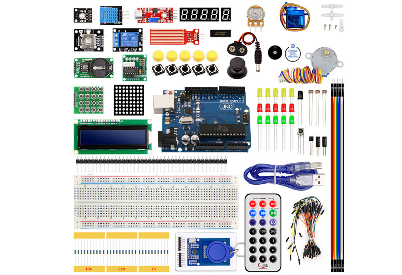 Arduino RFID Learning Kit