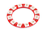 12 bits WS2812 5050 RGB LED Ring front 2