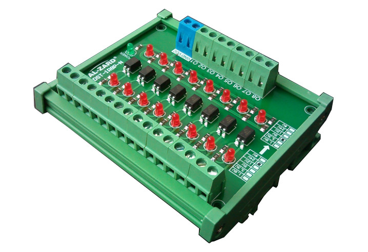 Optocoupler DST-1R8P-N PLC Level Conversion 24V to 5V