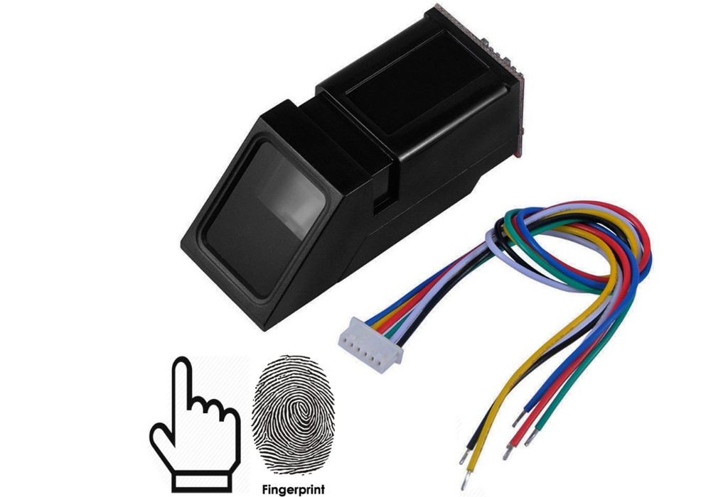 Arduino Fingerprint Reader Module